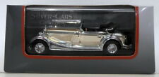 Atlas Editions Silver Cars Collection 1/43 Scale 7 687 122 - Mercedes Benz SS