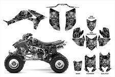 TRX 450R 450ER graphics Decal Kit  #9500 Metal Zombie Skull Free Custom Service
