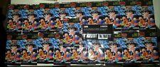 Lot de 20 Booster Cartes Dragon Ball Hero Collection Part 3 Neuf