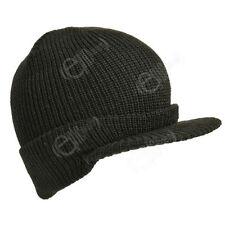 Gorra de hombre 100% lana