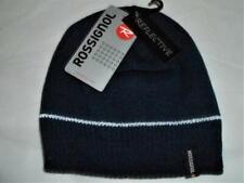 New Licensed Retro Rossignol Reflective Ski Beanie Hat NAVY  S40 e638a86d8acb