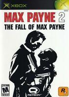 Max Payne 2: The Fall of Max Payne - Original Xbox Game