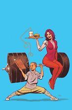 Fu Jitsu #1 Cvr B Greg Smallwood Aftershock Comics Comic Book