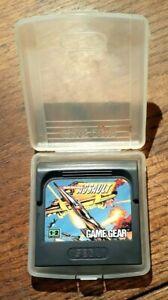 Aerial Assualt (Sega Game Gear, 1992) Excellent Condition &  Authentic