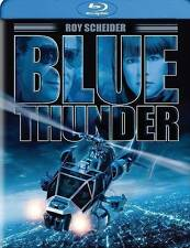 Blue Thunder Blu-ray BRAND NEW Roy Scheider Factory Sealed Widescreen