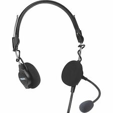 Telex Airman 750 Headset - GA/Dual Plugs - Great for Pro Pilots - 64300-200