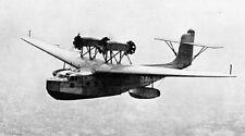 Lioré et Olivier LeO H-242 Passenger Flying Boat Aircraft Wood Model Small New