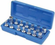 Drain Oil Plug Key Set 14pc + NEW RANGE OF SOCKETS