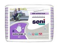 Seni Active Plus Slip Pants Windelhose Inkontinenzslip hohe Saugstärke  2000 ml