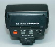 Olympus T32 Flash for Om-1 Om-1n Om-2 Om-2n camera Om1 Om2 etc. - Nice Ex+!