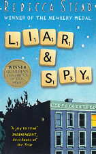 Liar and Spy BRAND NEW BOOK by Rebecca Stead BRAND NEW BOOK (Paperback, 2013)