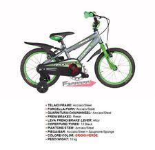 458.RMU1200020GV Vélo Argo 12 Bébé Gris/Vert Copp