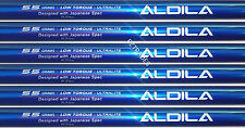 8 REGULAR FLEX JAPAN SPEC GRAPHITE IRON SHAFTS ALDILA 370 Parallel Adams