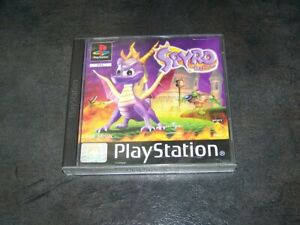 SPYRO THE DRAGON SONY PS1 PLAYSTATION 1 COMPLET AVEC DEMO
