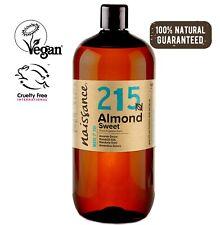 Naissance Huile d'Amande Douce - 1 litre - naturelle végan et sans OGM