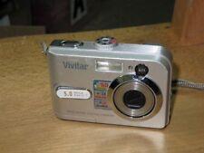 Vivitar ViviCam 5385 - Digital Camara - Plateado