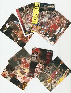 Hakeem Olajuwon 1990's NBA Common Cards – You Choose