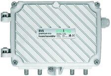 BVS 14-08 Amplificador de conexión casa (30 dB, 111 dBμV OSC/CTB, 862 MHz)