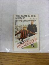 1970/1971 Esso: Squelchers - 02 The Man In The Middle, An Esso Mini-Book 16 Issu