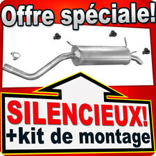 Silencieux Arriere RENAULT SCENIC MEGANE 1.9 dT dTi dCi TDi 1996-2003 EED