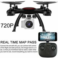 New 2.0MP Wifi Camera RC Quadcopter Drone with HD WiFi Camera Real-time Display