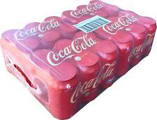 Coca Cola Vanilla Classic Coke 24 x 330ml Old Recipe Best Before:31.01.19