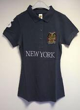 Ed Hardy Damen Poloshirt Grau Gr. S NEU mit Etikett