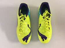 PUMA Youth/JR evoPOWER 4 FG Soccer Cleat,102964 04 Yellow, US 4      (H26-PS)