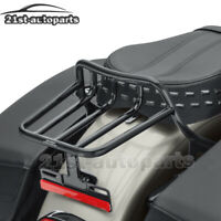 For 18-20 Harley Softail Slim Deluxe FXBB Two-Up Low-profile Luggage Rack Kit