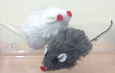 Cat Toy Mouse, Three Mice (x3)   Cats have hours of fun with these toy's