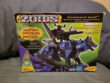 Zoids Hasbro Action Figure Model #042 Command Wolf-Works
