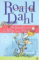 The Girafe & Pelly & Me Par Roald Dahl,Bon Used Livre (Livre de Poche) Gratuit &