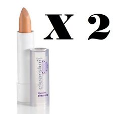 X 2 Avon Clearskin Blemish Clearing Concealer Stick Covers Skin  Imperfection