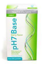 Nutripathic PH7 Base Powder (berry) 225g