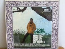 TOM  JONES         LP       GREEN  GREEN GRASS  OF  HOME