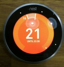 Nest 3rd Generation Demonstration Thermostat (Demo model) Stainless Steel