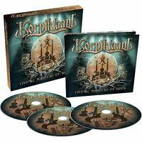 KORPIKLAANI Live At Masters Of Rock (2017) 2xCD + DVD box set NEW/SEALED