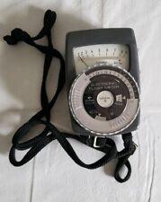 Gossen Ascor Mark II Electronic Flash Light Meter