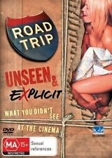 ROAD TRIP DVD - Unseen and Explicit - 2000 COMEDY TEEN FUNNY MOVIE - REGION 4