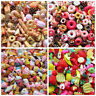 10pcs/Lot Mini Play Toy Food Cake Biscuit Donuts Kid Child Dolls Play House