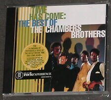 THE CHAMBERS BROTHERS Time Has Come - Best Of CD 1996 Sony US-Import MINT