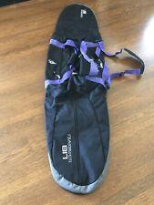 Lib Tech Snowboard Travel Bag - RARE - New - 162 - Black Grey Purple - Mervin