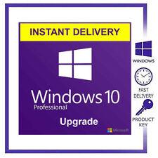 Upgrade Windows 10 Home to Pro key + Genuine Windows 10 Pro License Product Key