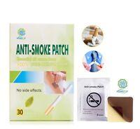 Herbal Stop Smoking Nicotine  30 Free Patches Anti Smoke Smoking Cessation Pads