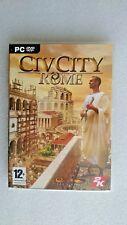 Civ City: Rome (PC: Windows, 2006)