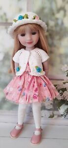Outfit+Shoes for ruby red fashionable friends doll 14.5 inches(approx 36.83 cm)