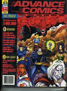 Advanced Comics #56 (August 1993) - CS1597