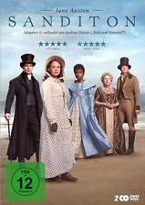 Jane Austen: Sanditon (2020, DVD video)