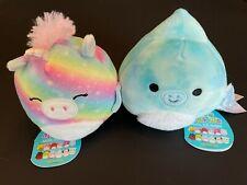 "*New* Squishmallows FlipAmallow 5""Plush Prim Unicorn�Shantira Pterodactyl 🦄"