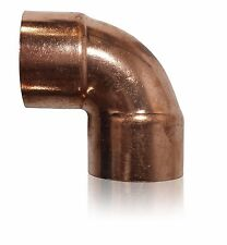 """6"""" 90 Degrees Elbow C x C - COPPER PIPE FITTING"""